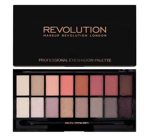 Makeup Revolution New-Trals vs Neutrals Palette - Oogschaduwpalette