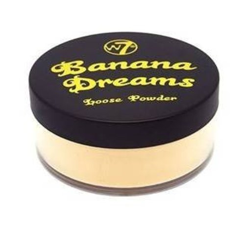 W7 Make-Up Banana Dreams Banana Powder - Poeder