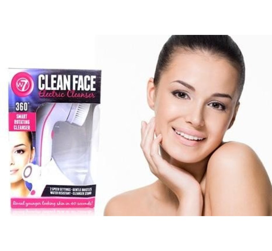 Clean Face Electric Cleanser - Gezichtsreiniging