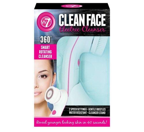 W7 Make-Up Clean Face Electric Cleanser - Gezichtsreiniging