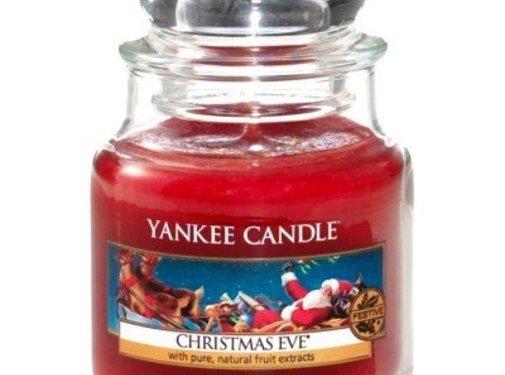 Yankee Candle Christmas Eve - Small Jar