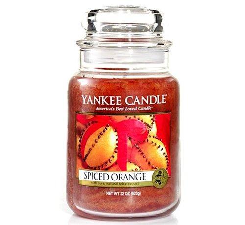 Yankee Candle Spiced Orange - Large Jar