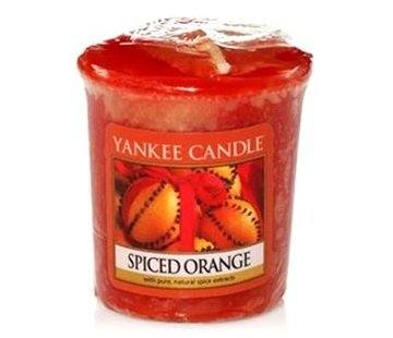 Yankee Candle Spiced Orange - Votive