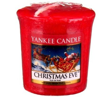 Yankee Candle Christmas Eve - Votive