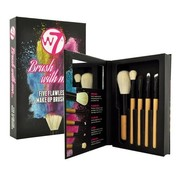 W7 Make-Up Brush With Me Set