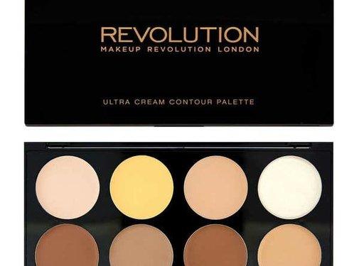 Makeup Revolution Ultra Cream Contour Palette