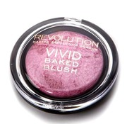 Makeup Revolution Baked Blushers - Bang Bang You're Dead