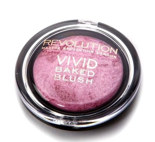 Makeup Revolution Baked Blushers - Bang Bang You're Dead - Blush