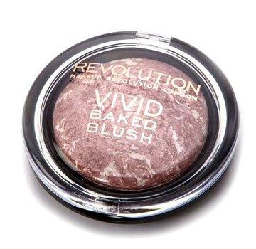 Makeup Revolution Baked Blushers - Hard Day