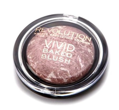 Makeup Revolution Baked Blushers - Hard Day - Blush