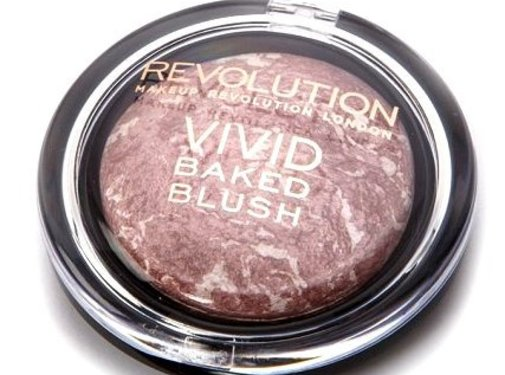Makeup Revolution Baked Blushers - Hard Day