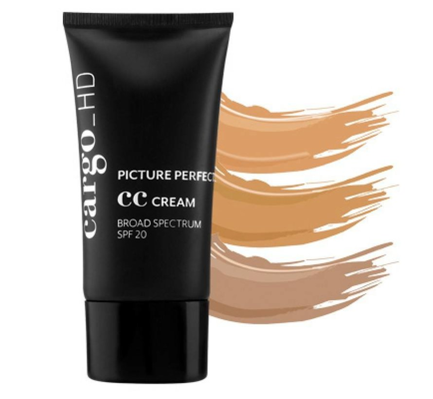 Picture Perfect CC Cream - Medium/Dark