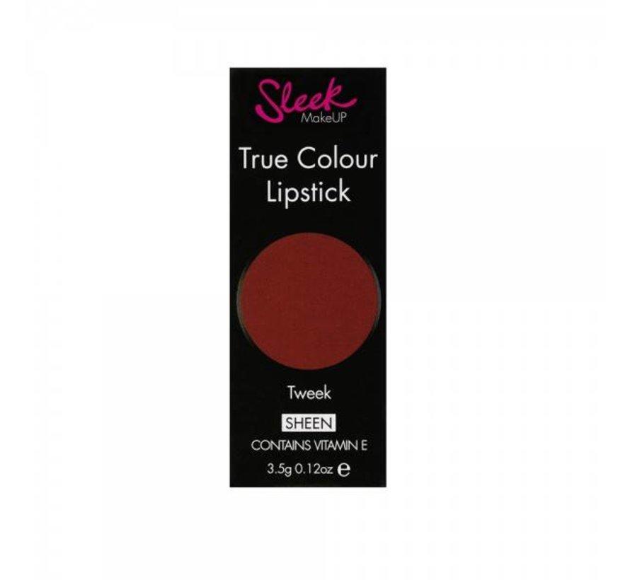 True Colour Lipstick - Tweek