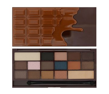 Makeup Revolution I Heart Chocolate Salted Caramel
