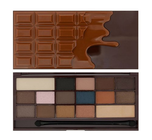 Makeup Revolution I Heart Chocolate Salted Caramel - Palette