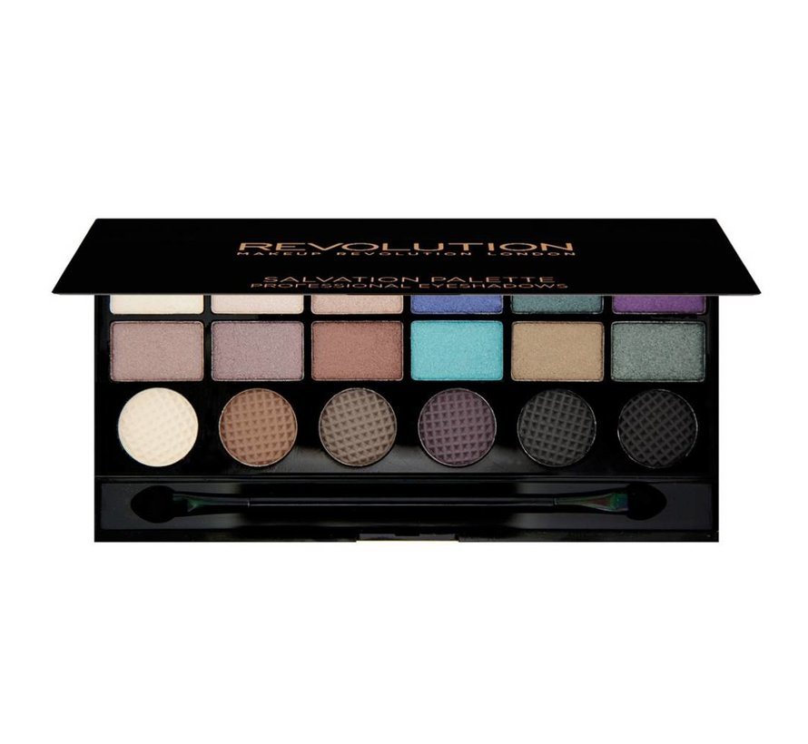 Salvation Palette - Welcome To The Pleasuredome - Oogschaduw