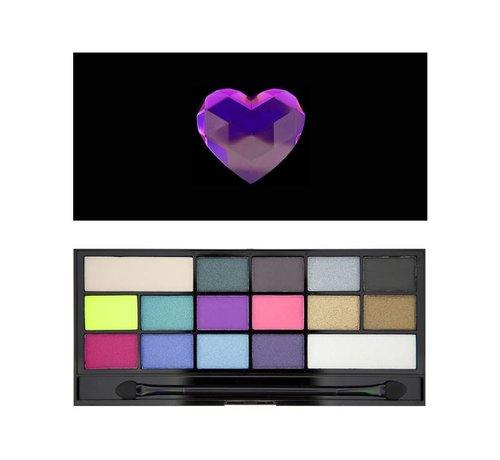 Makeup Revolution I Heart Sin - Oogschaduwpalette