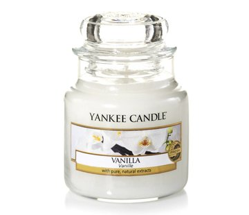 Yankee Candle Vanilla - Small Jar