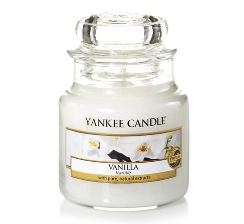 Yankee Candle Vanilla - Small Jar
