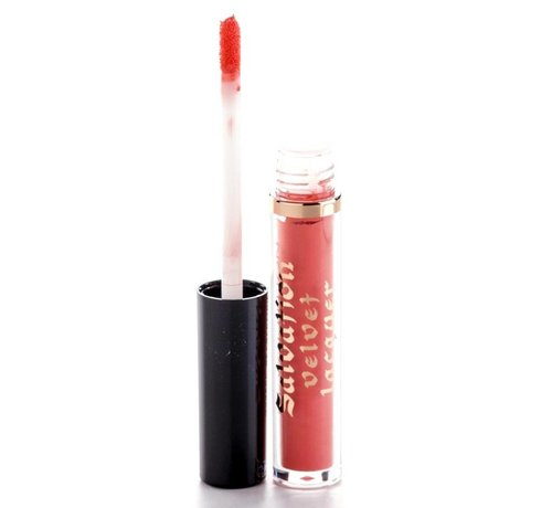 Makeup Revolution Salvation Velvet Matte Lip Lacquer - Keep Flying For You - Lipgloss