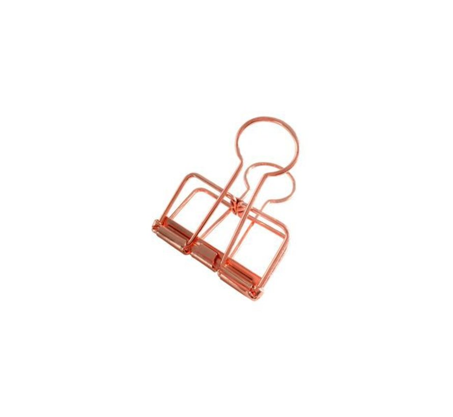 Binder Clips - Koper