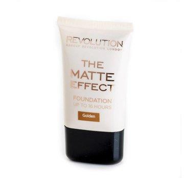 Makeup Revolution Matte Foundation - Golden