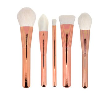Makeup Revolution Ultra Metal Brush Collection Bundel