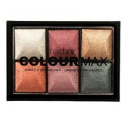 Technic Colourmax Baked Eyeshadows Treasure Chest