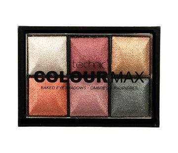 Technic Colourmax Baked Eyeshadows Treasure Chest