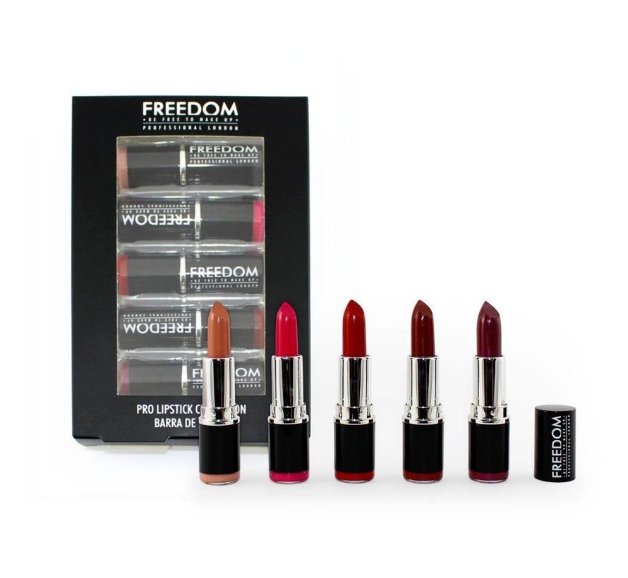 Makeup Artist Pro Favourites Lipstick Collection