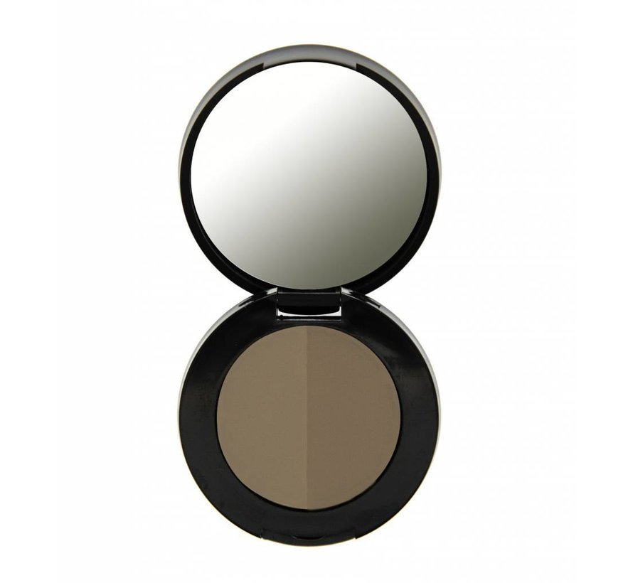Duo Eyebrow Powder - Taupe
