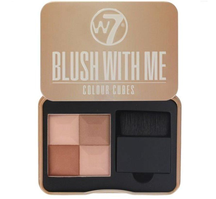 Blush With Me - Cassie Mac
