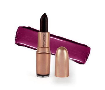 Makeup Revolution Rose Gold Lipstick - Diamond Life