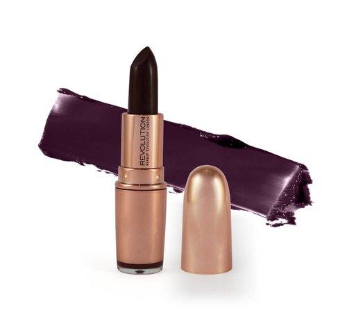 Makeup Revolution Rose Gold Lipstick - Private Members Club