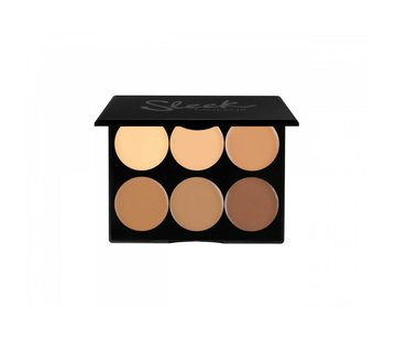 Sleek MakeUP Cream Contour Kit - Medium