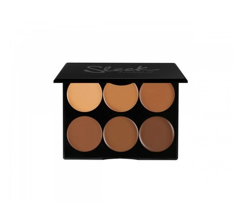 Sleek MakeUP Cream Contour Kit - Dark