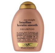 OGX (Organix) Ever Straight Brazilian Keratin Smooth Shampoo
