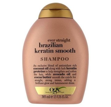 OGX (Organix) Ever Straight Brazilian Keratin Smooth Shampoo