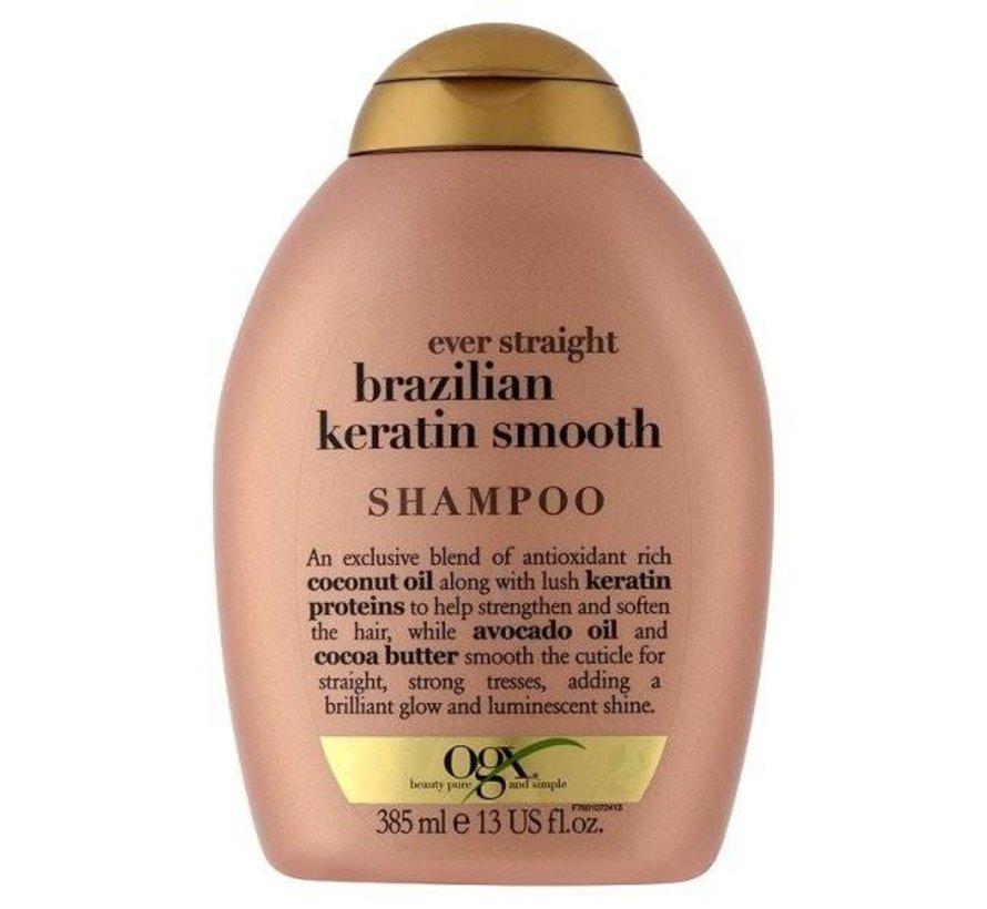 Ever Straight Brazilian Keratin Smooth Shampoo