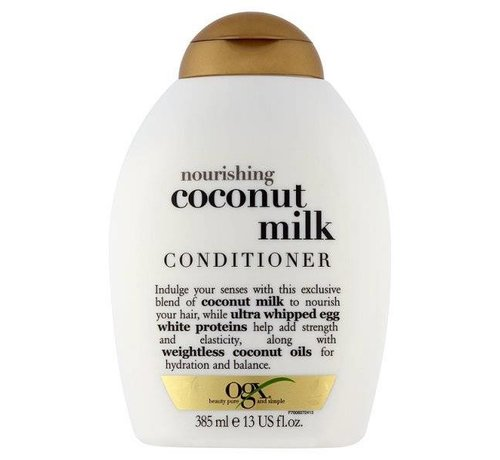 OGX (Organix) Nourishing Coconut Milk Conditioner