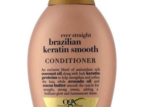 OGX (Organix) Brazilian Keratin Smooth Conditioner
