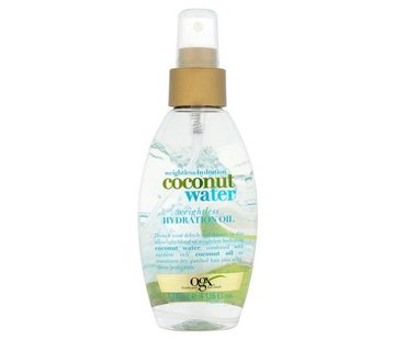 OGX (Organix) Weightless Hydration Coconut Water Oil