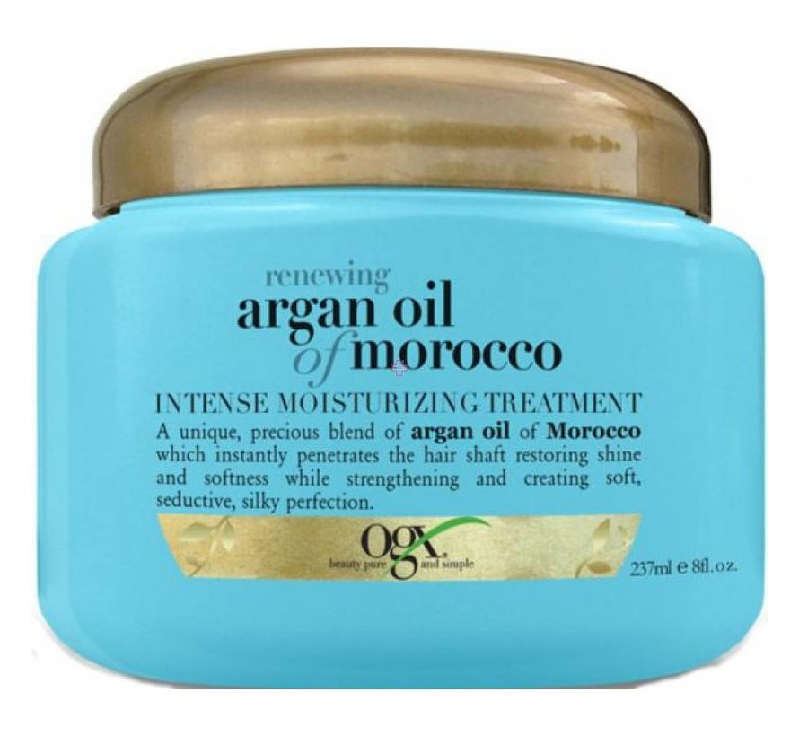 Argan Oil of Morocco Intense Moisturizing Treatment