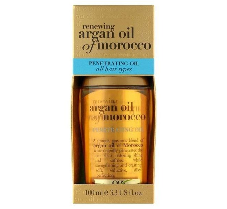 Argan Oil of Morocco Penetrating Oil