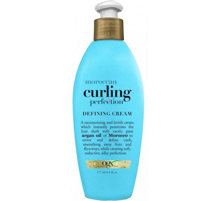 Argan Oil of Morocco Curling Perfection Defining Cream
