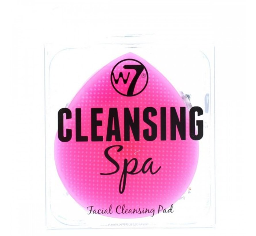 Cleansing Spa Facial Cleansing Pad