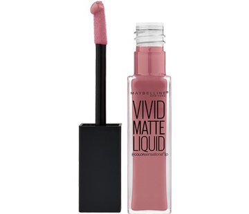 Maybelline Lip Vivid Matte Liquid - 05 Nude Flush
