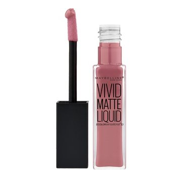 Maybelline Lip Vivid Matte Liquid - 05 Nude Flush