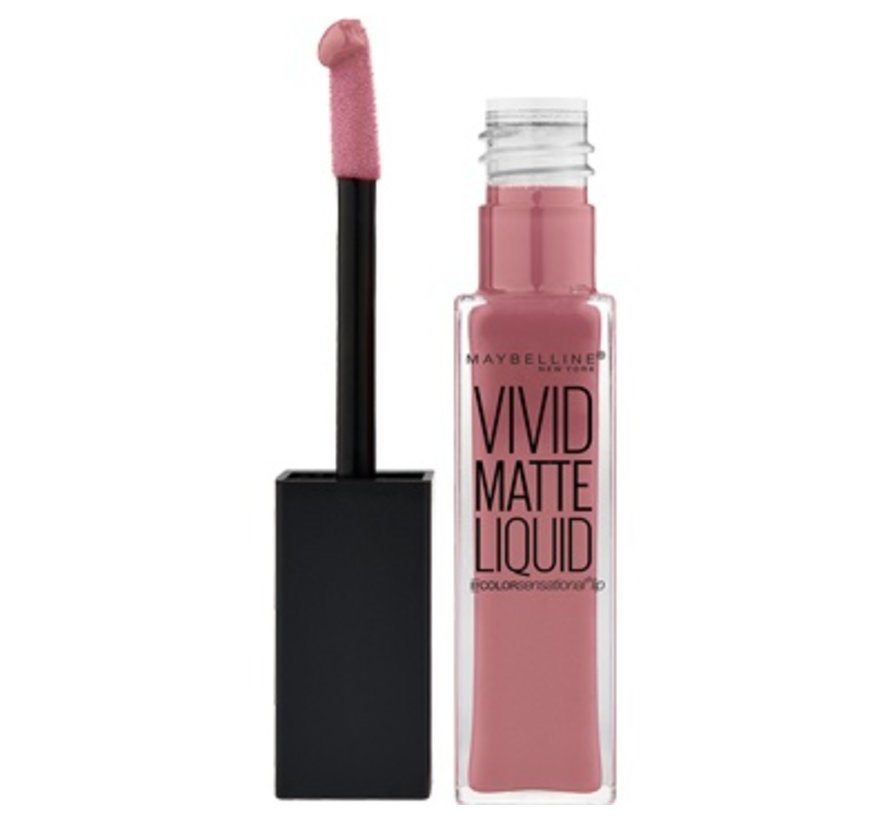 Lip Vivid Matte Liquid - 05 Nude Flush
