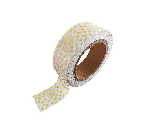Masking Tape - Gold Sprinkles